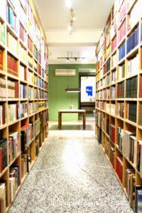 艸祭Ciaoji Book inn1階の写真