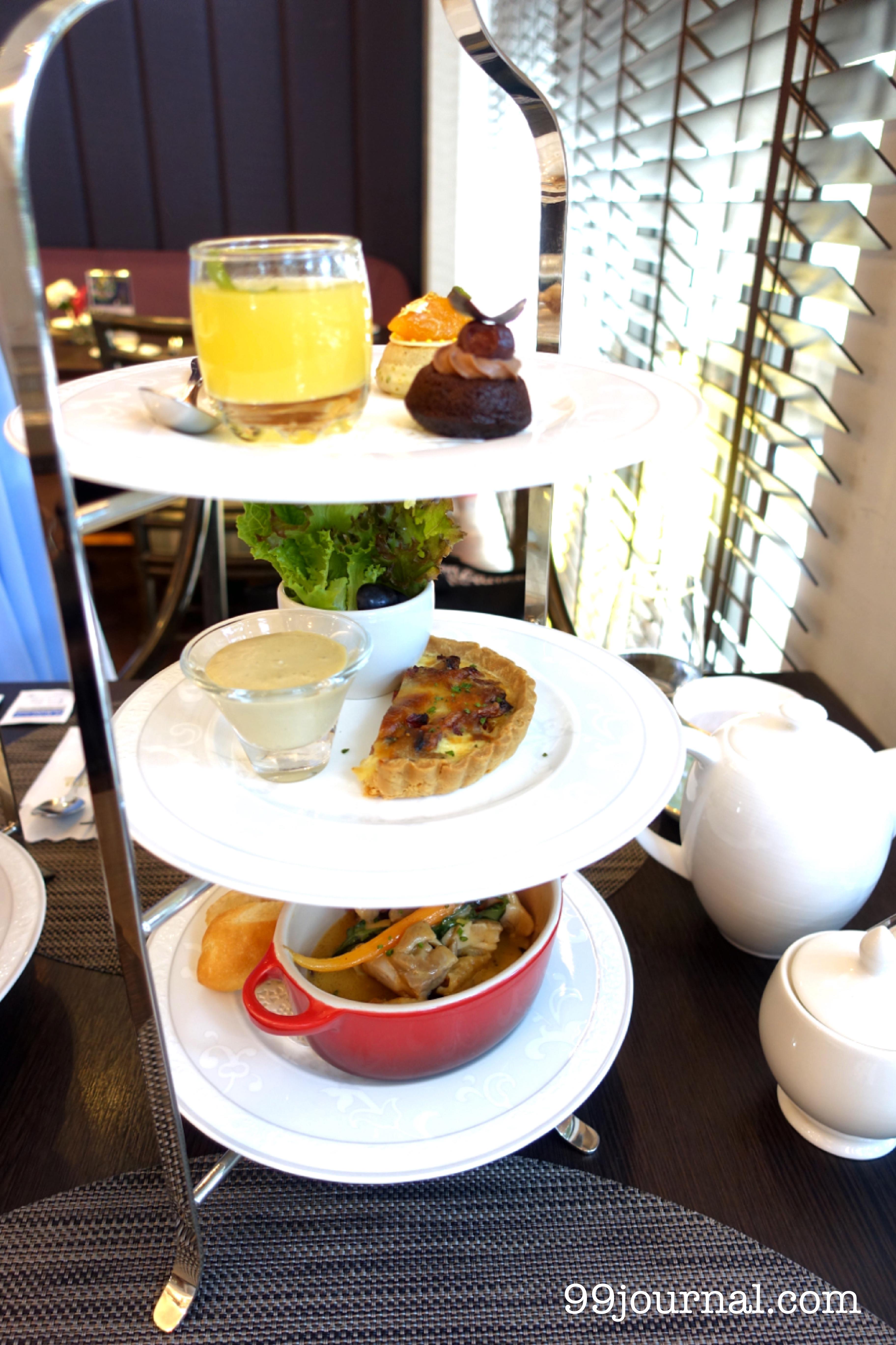 台南の高級レストランPasadena(パサディナ)の料理写真