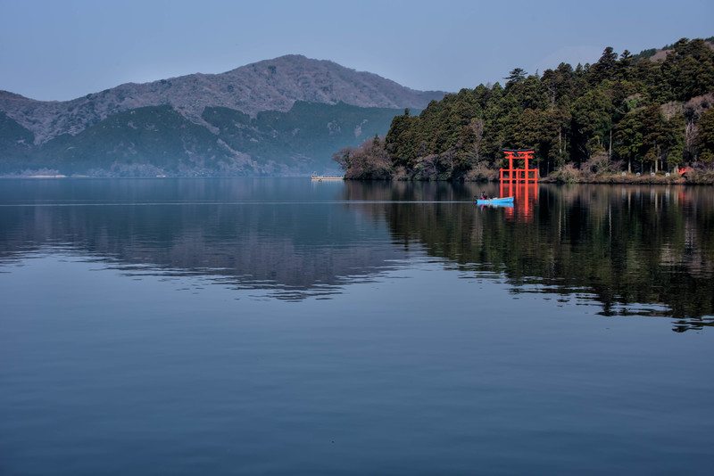 箱根神社・九頭竜新宮の写真