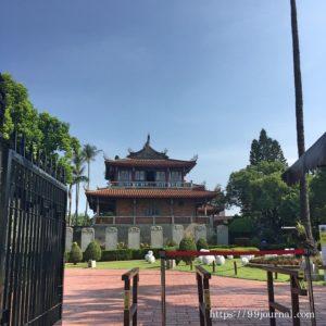 台南の赤崁楼・せきかんろうの写真画像