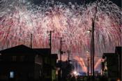 2019年猪名川花火大会の穴場駐車場を紹介!交通規制と渋滞予測、屋台が何時からかも調査!